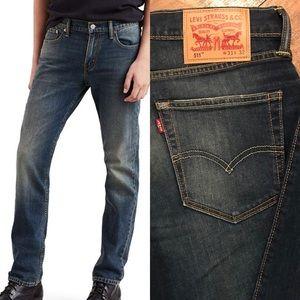 [Levi's] 31x32 511 Slim Fit Stretch Jean
